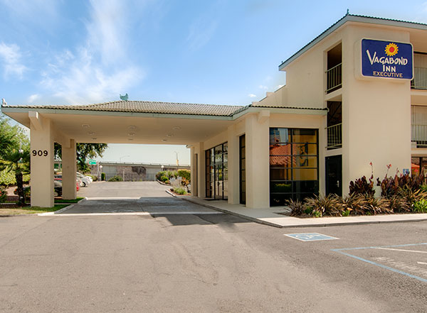 Vagabond Inn Executive - Sacramento (Old Town) Location