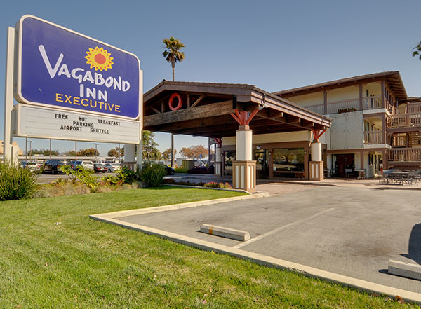 Vagabond Inn Executive - San Francisco Airport Bayfront (SFO) Location