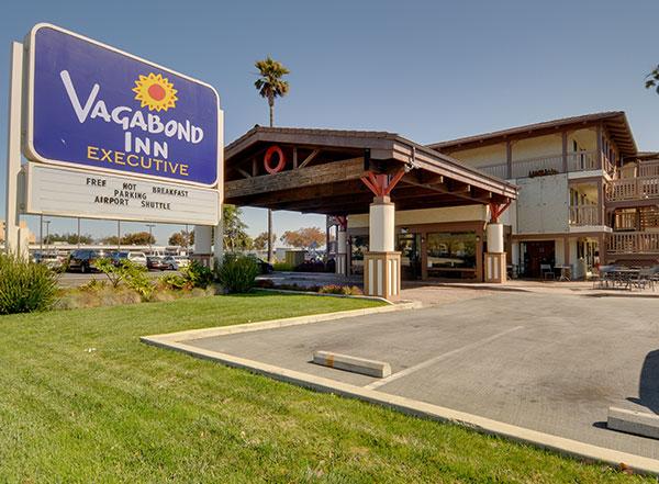 Vagabond Inn Executive - San Francisco Airport Bayfront (SFO) Location