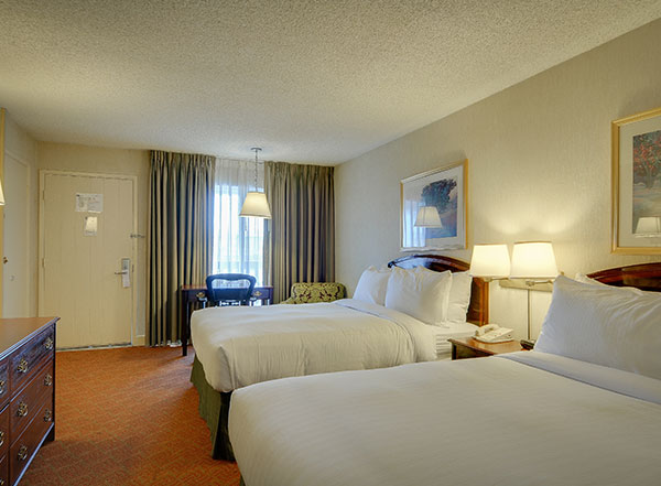 Vagabond Inn Executive - San Francisco Airport Bayfront (SFO) Rooms
