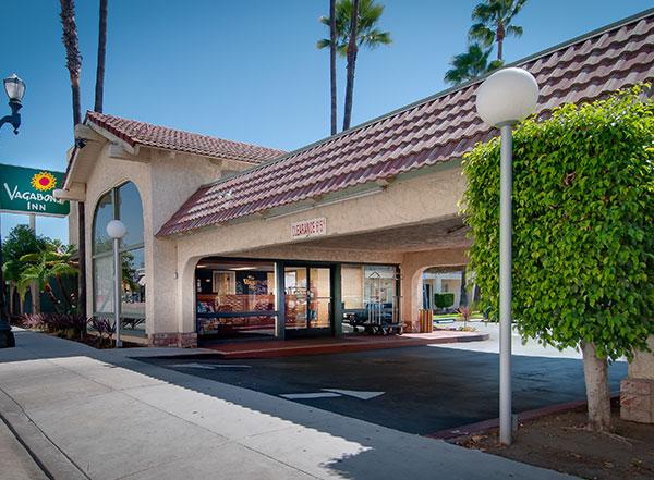 Vagabond Inn - Glendale Location