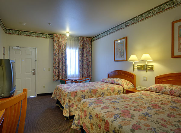 Vagabond Inn - Hacienda Heights Rooms