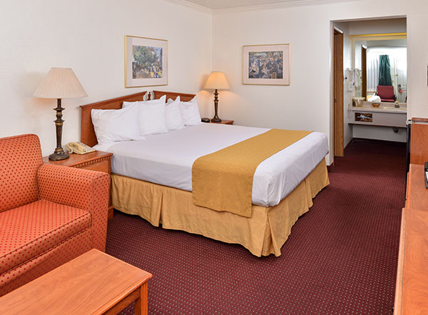 Vagabond Inn - Klamath Falls Rooms