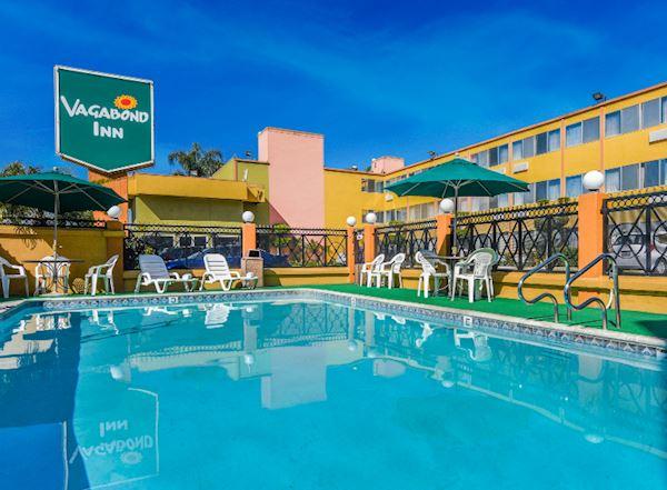 Vagabond Inn - Long Beach Location