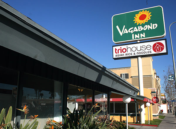 Vagabond Inn - Los Angeles at USC Location