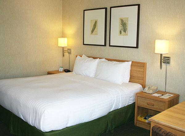 Vagabond Inn - Los Angeles at USC Rooms