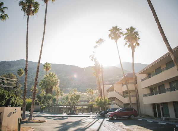 Vagabond Inn - Palm Springs Location