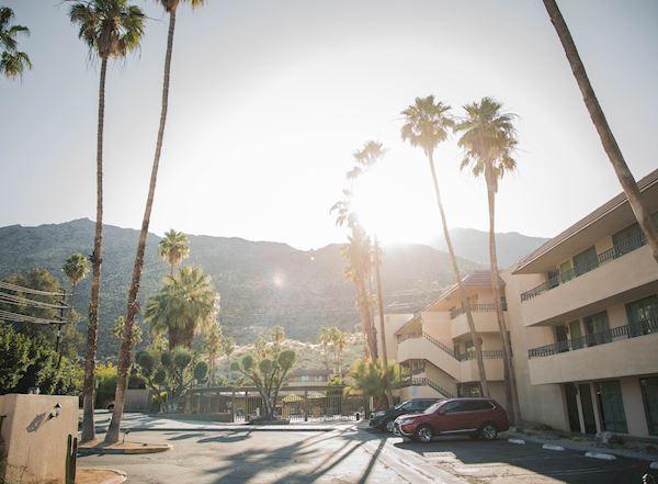 Vagabond Inn - Palm Springs Location