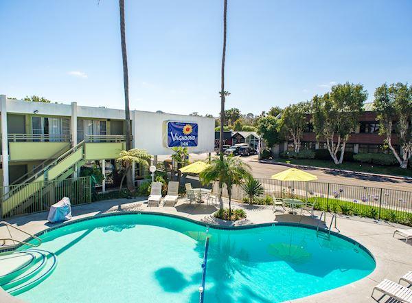 Vagabond Inn - San Diego Airport Marina Location
