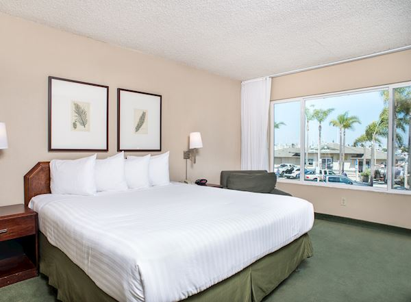 Vagabond Inn - San Diego Airport Marina Rooms