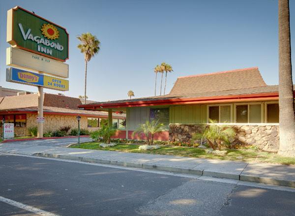 Vagabond Inn - San Jose Location