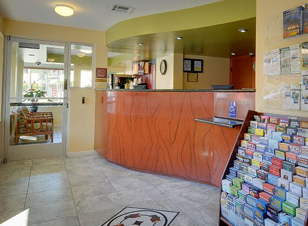Vagabond Inn - San Jose Photos