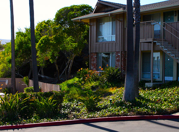 Vagabond Inn - San Luis Obispo Location