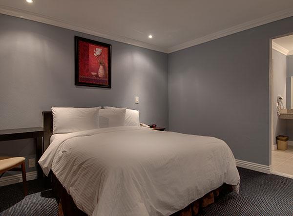 Vagabond Inn - San Pedro Rooms