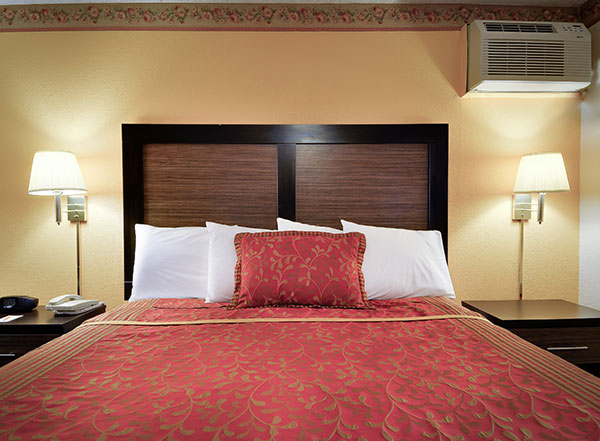 Vagabond Inn - Sunnyvale Rooms