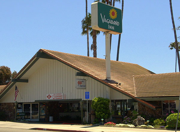 Vagabond Inn - Ventura Location