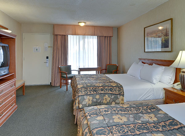 Vagabond Inn - Ventura Rooms