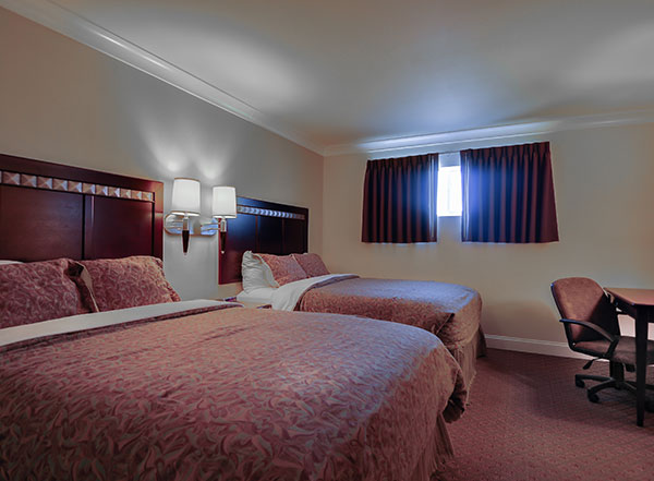 Vagabond Inn - Whittier Rooms