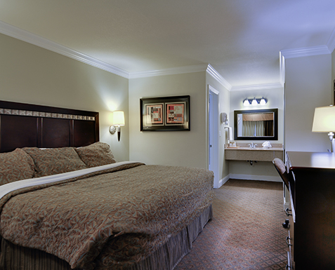 Whittier Hotel Deals - AAA Rate
