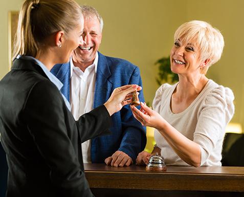 Whittier Hotel Deals - Senior Rate