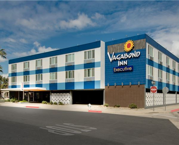 Vagabond Inn Executive Bakersfield Downtowner - Central Calfiornia