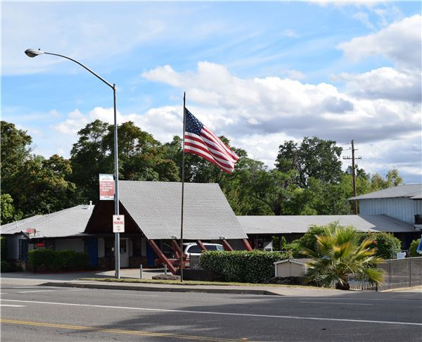 Vagabond Inn - Red Bluff