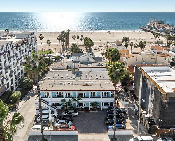 Sea Blue Hotel - Santa Monica - Santa Monica
