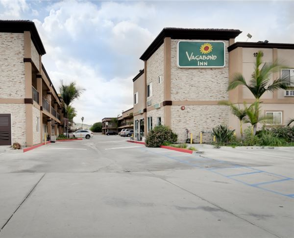 Vagabond Inn - Hacienda Heights - Southern California
