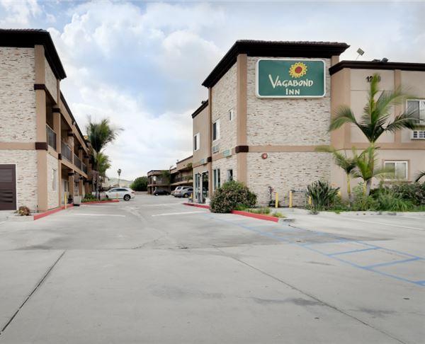 Vagabond Inn - Hacienda Heights - Southern California