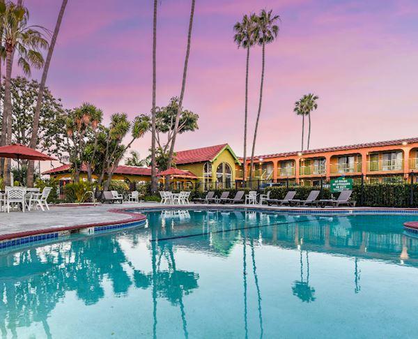 Vagabond Inn - Costa Mesa - Southern California