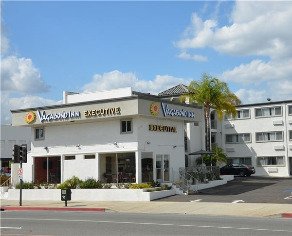 Vagabond Inn Executive Pasadena - Southern California