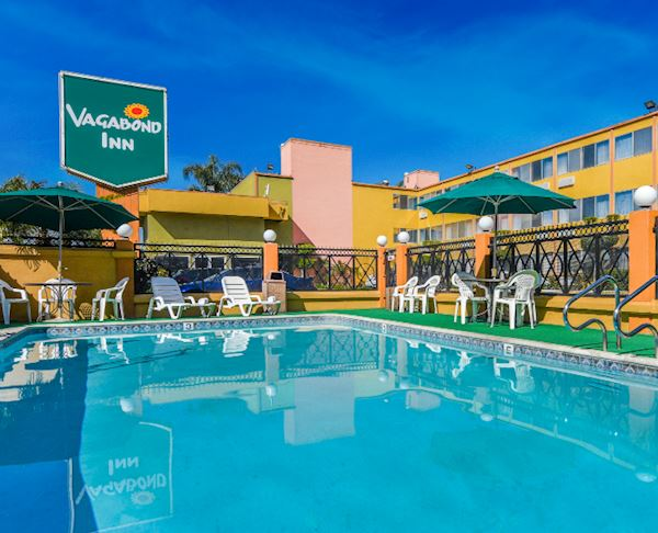 Vagabond Inn Long Beach - Southern California
