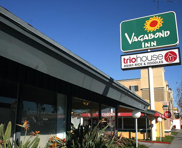 Vagabond Inn Los Angeles at USC - Southern California