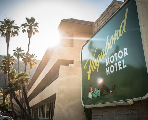 Vagabond Inn Palm Springs - Southern California