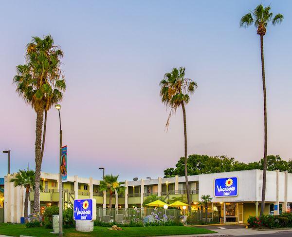 Vagabond Inn - San Diego Airport Marina - San Diego