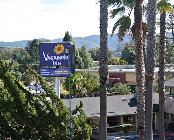Vagabond Inn San Luis Obispo - Central Calfiornia
