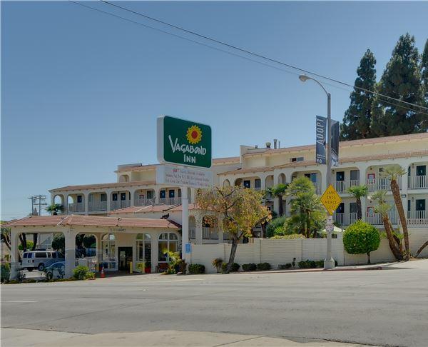 Vagabond Inn San Pedro - Southern California