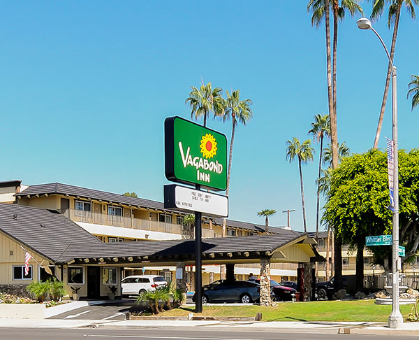Vagabond Inn Whittier - Southern California
