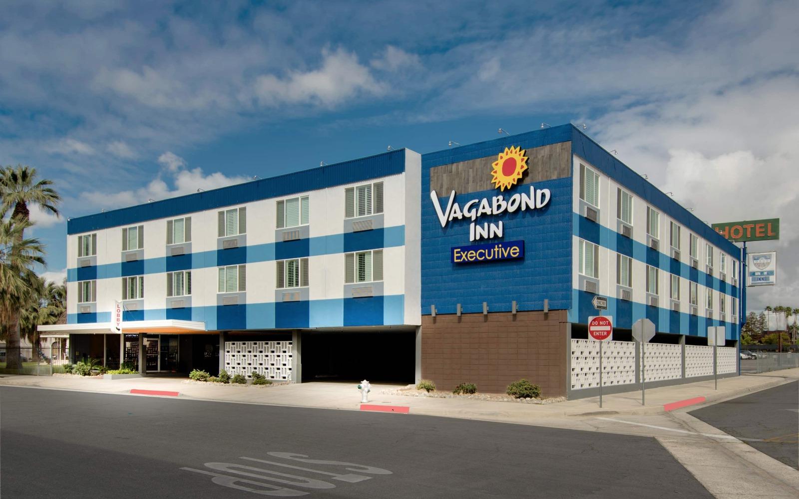 Bakersfield Downtowner Ca Hotel Vagabond Inn Bakersfield