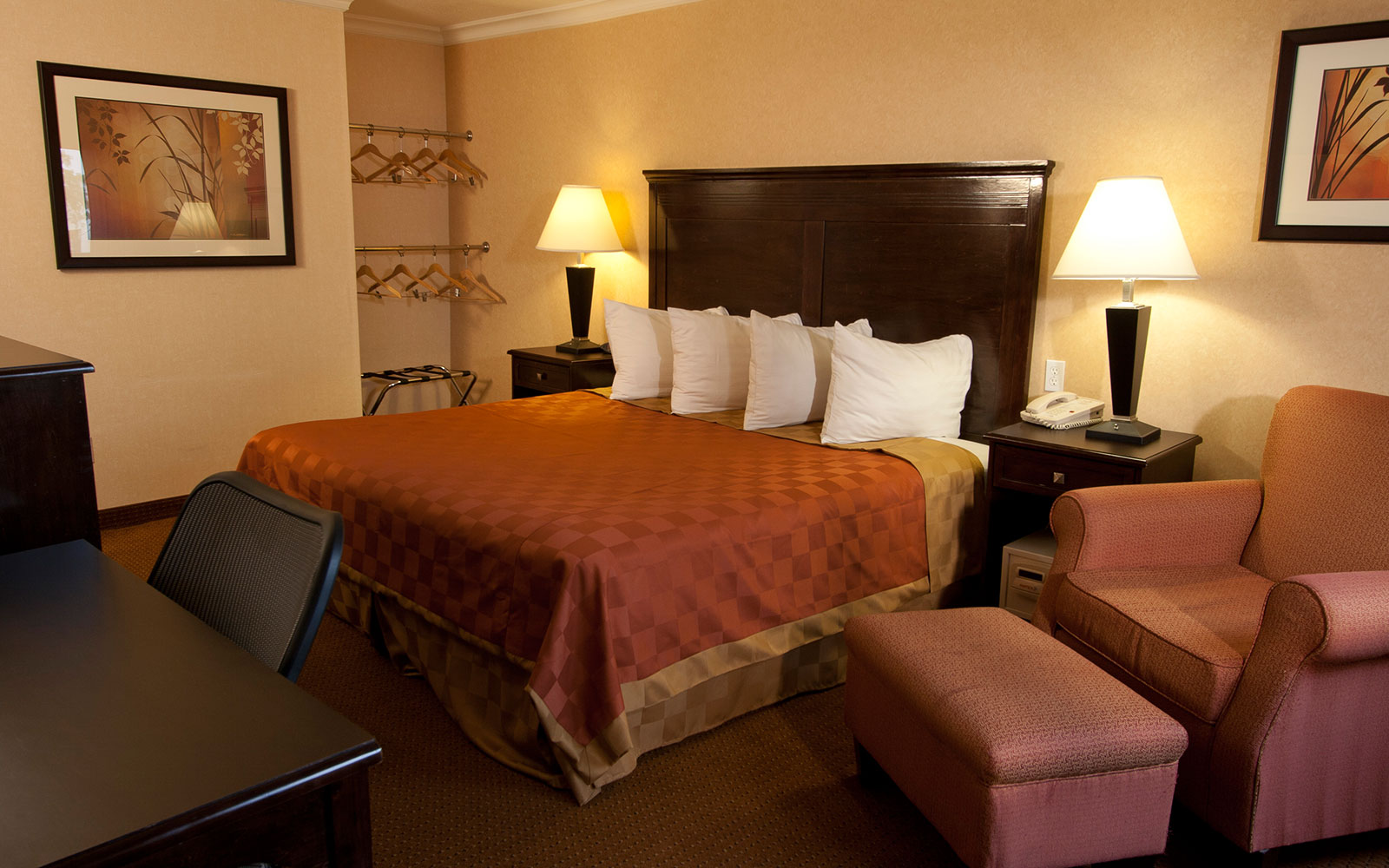 Pasadena California Hotel Deals Vagabond Inn Pasadena