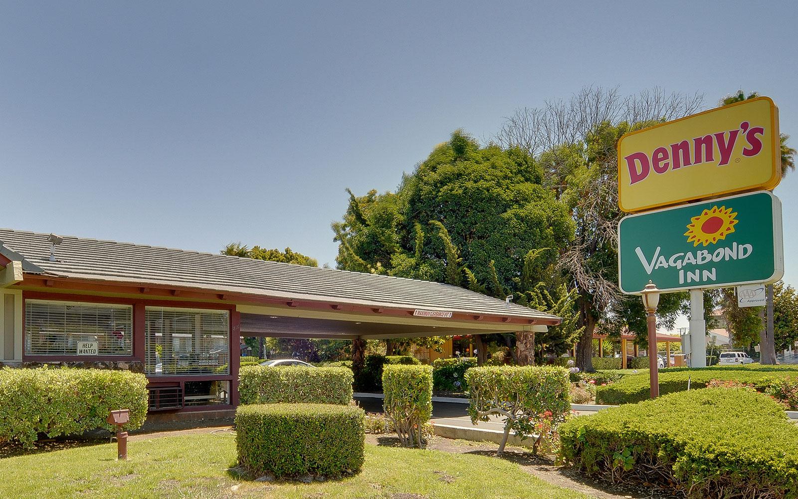 Sunnyvale California Hotel Vagabond Inn Sunnyvale