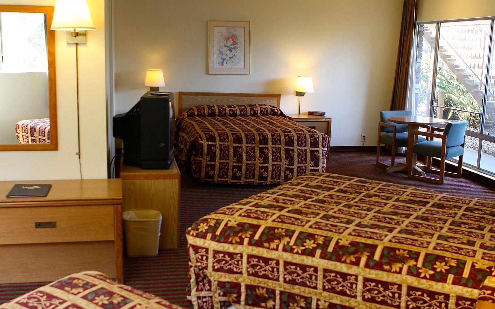 San Luis Obispo Ca Hotel Accommodations Vagabond Inn San