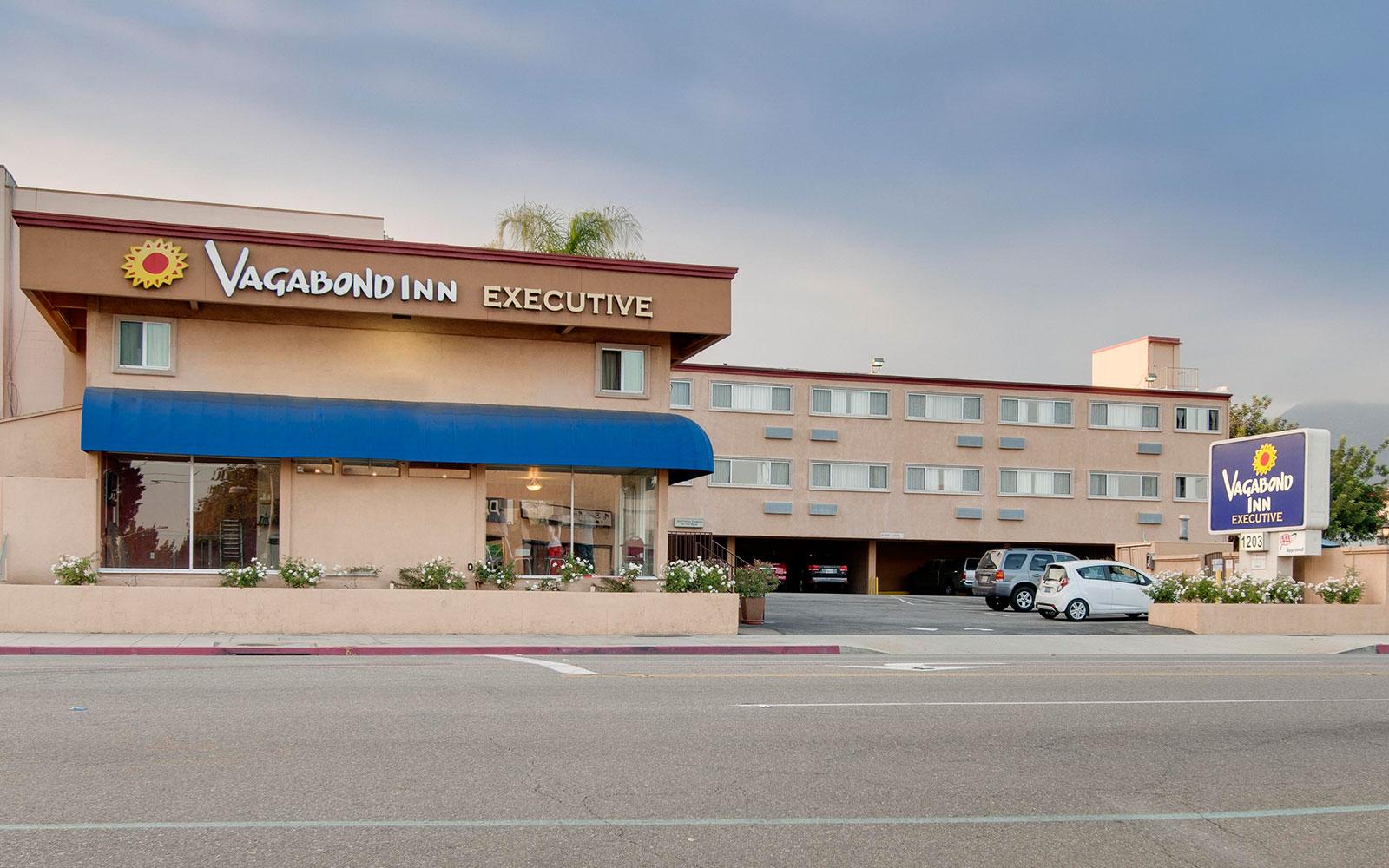 Pasadena Ca Hotel Vagabond Inn Pasadena