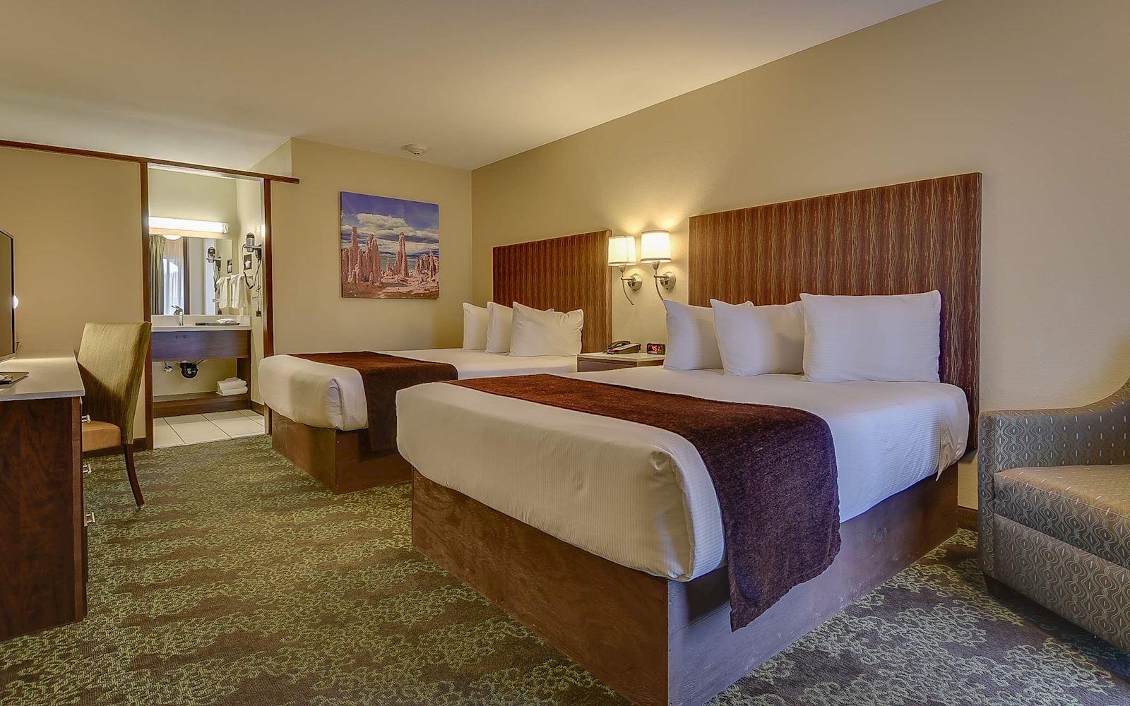 Bishop California Hotel Vagabond Inn Bisop