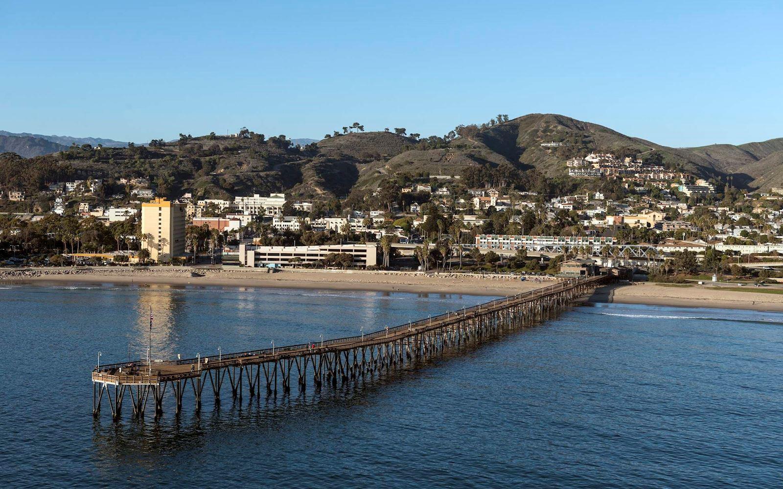 Hotels In Palm Springs >> Ventura, CA Hotel Accommodations - Vagabond Inn Ventura