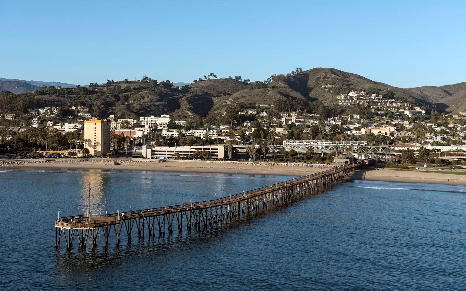 Inn On The Beach Ventura Ca