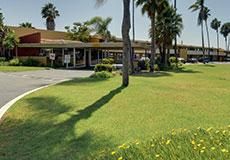 Eco-Friendly Vagabond Inn Hotels at California