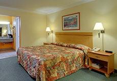 Room of Vagabond Inn Hotels, California