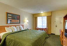 Vagabond Inn Hotels, California Room